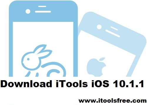 iTools iOs 10.1.1