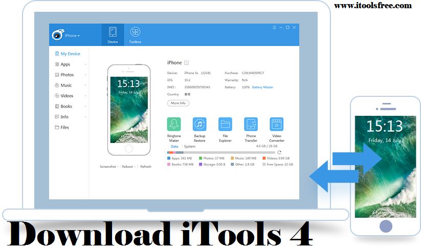 download iTools 4
